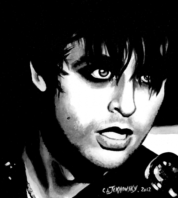 Billie Joe Armstrong by someone-else